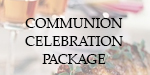 Communion Celebration Menu
